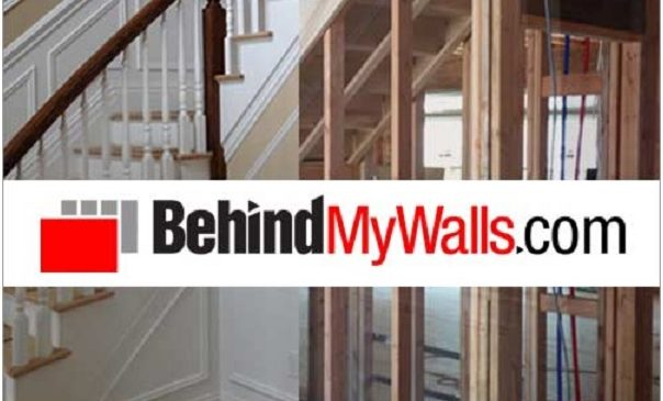 Why do you need to download the BehindMyWalls app?