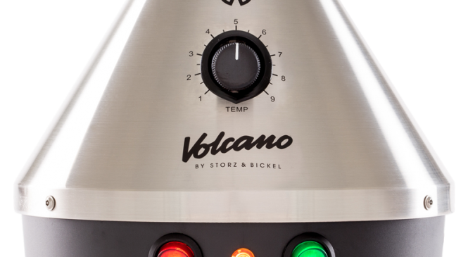 Why is The Volcano Considered the Best Vaporizer?