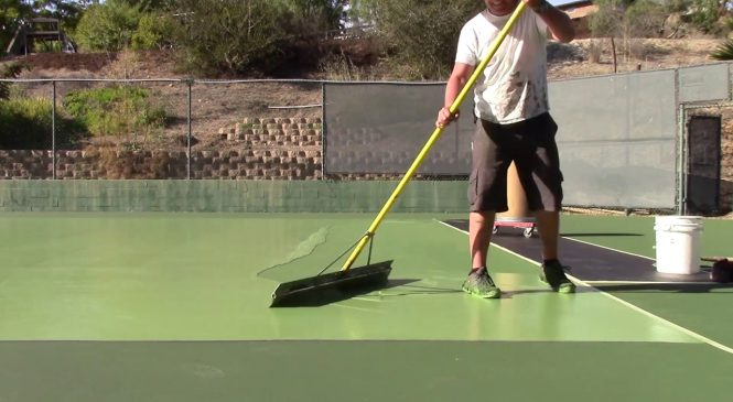 Interested in Tennis Court Resurfacing? Educate Yourself about the Types of Surfaces First