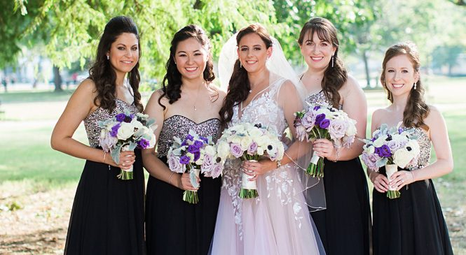 Write a new bridal party definition with bridesmaid dress