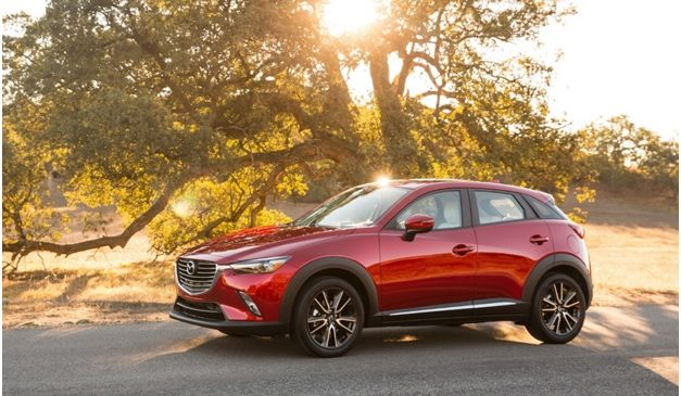 New features and Changes in the 2019 Mazda CX-3