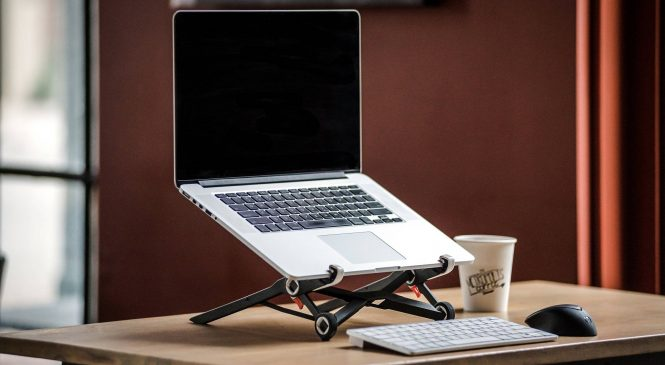 All About The Roost Laptop Stand