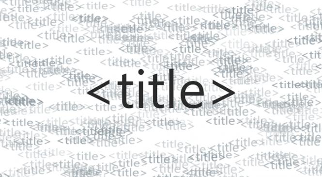 Small Business SEO: Title Tag Optimization