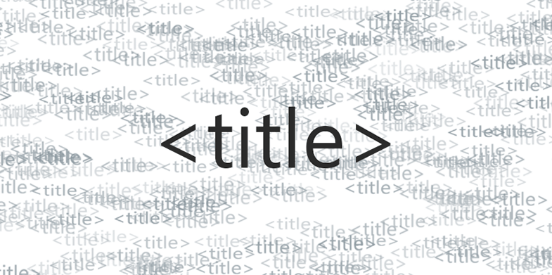 Small Business SEO: Title Tag Optimization