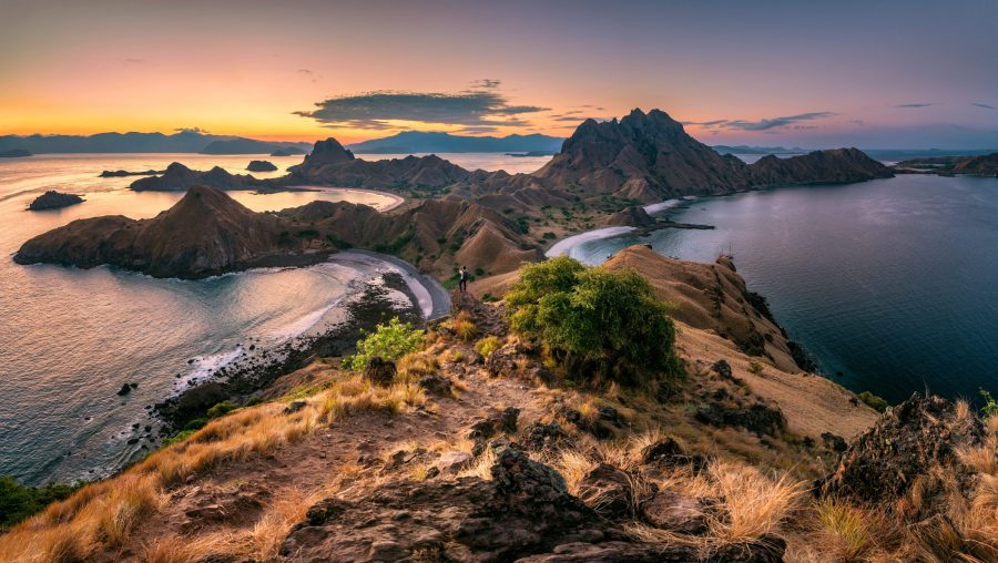 Visit the Diverse Komodo National Park