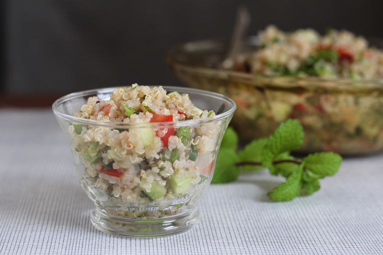 Tabbouli, What is in Tabbouli Salad Recipe?