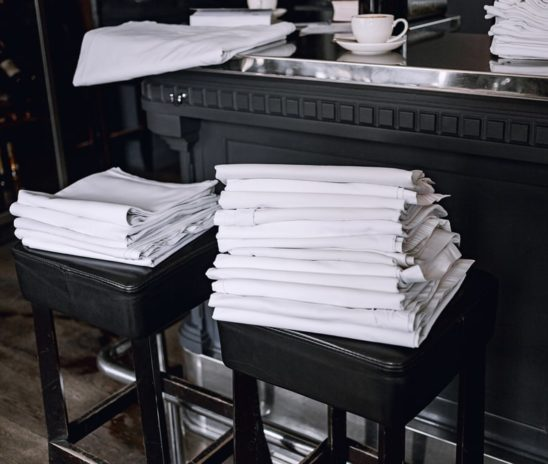 The Many Considerations of Running a Commercial Linen Service
