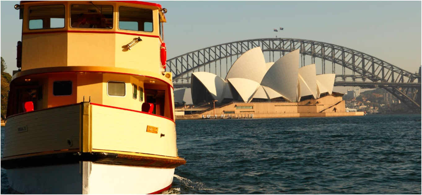 Occasions that Day Cruising in Sydney is Perfect Fo
