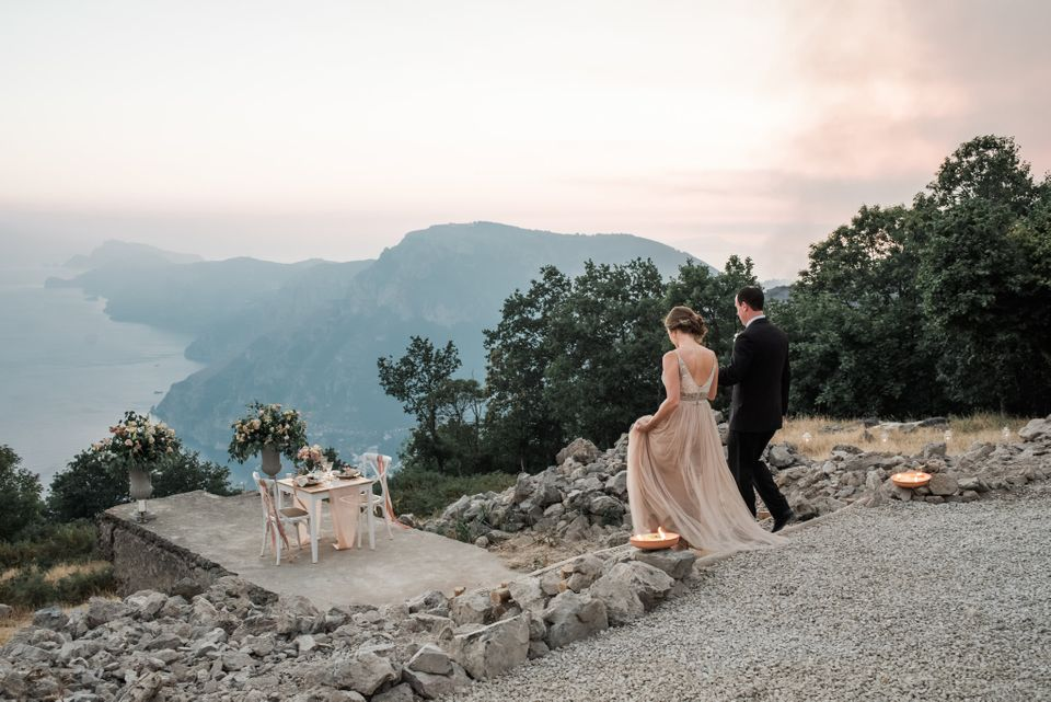 professional elopement photography