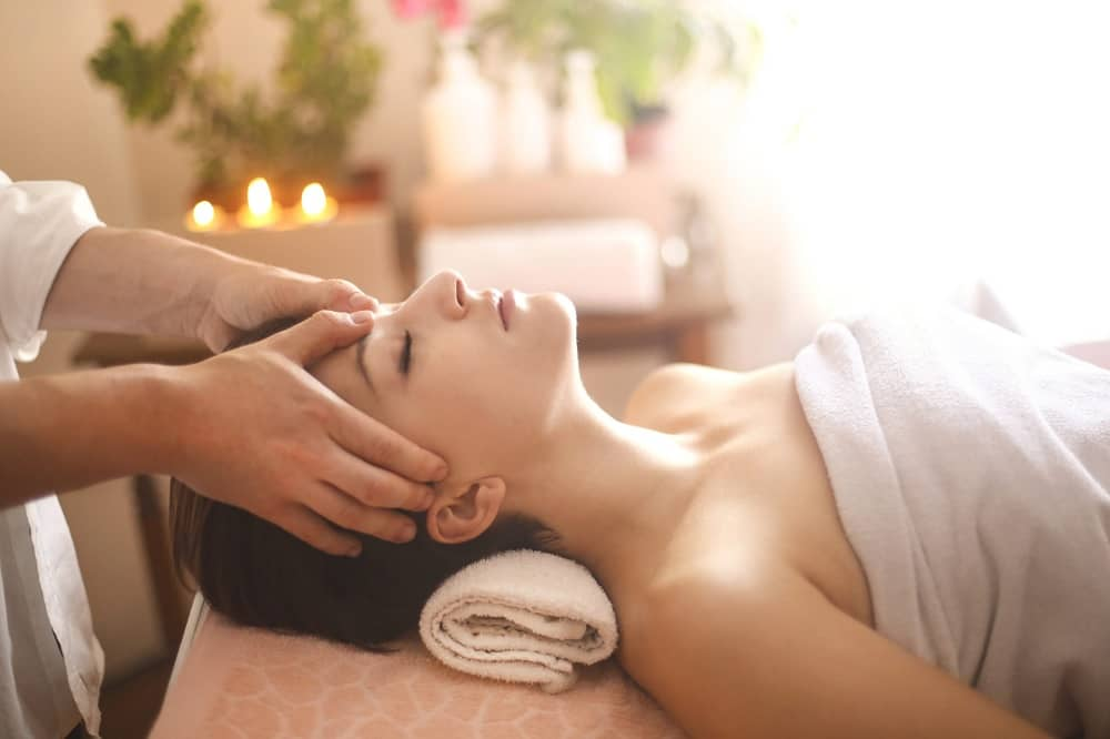 Services Of A Spa